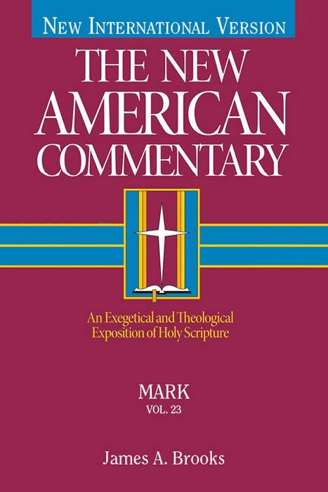 The New American Commentary: Mark (NAC)
