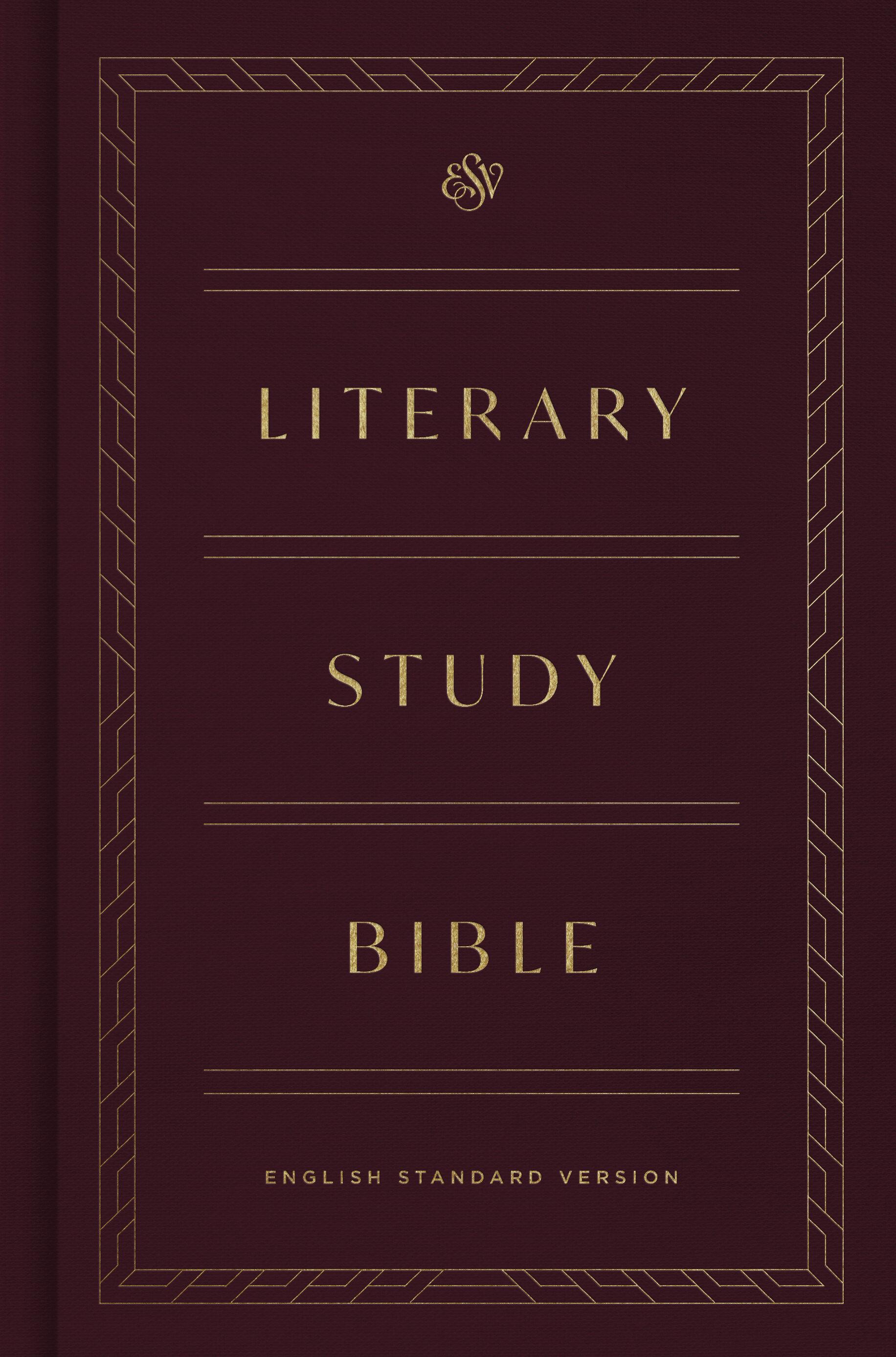ESV Literary Study Bible Notes