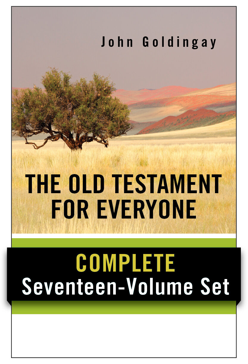 Old Testament for Everyone Commentary Series (17 vols.)
