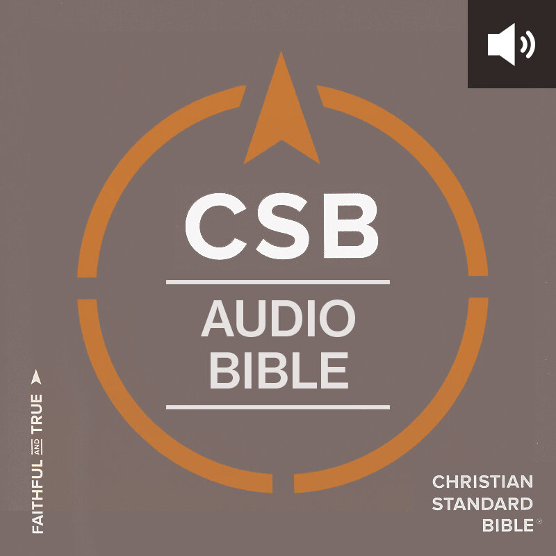 CSB Audio Bible