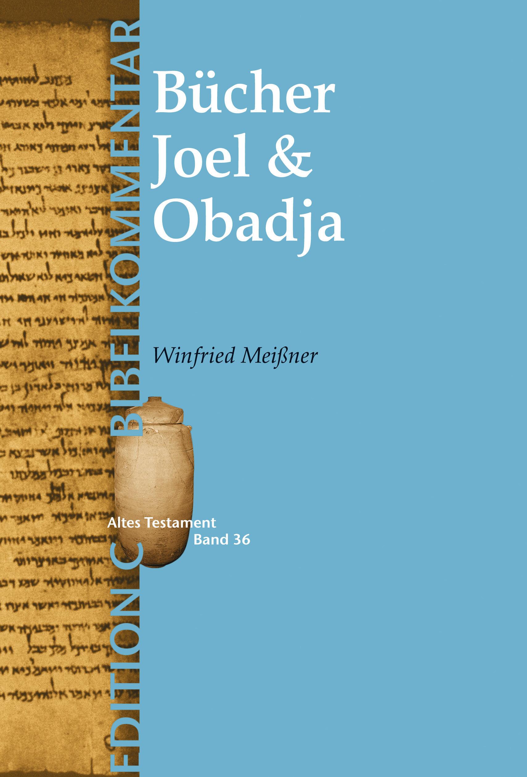 Bücher Joel und Obadja (Edition C)