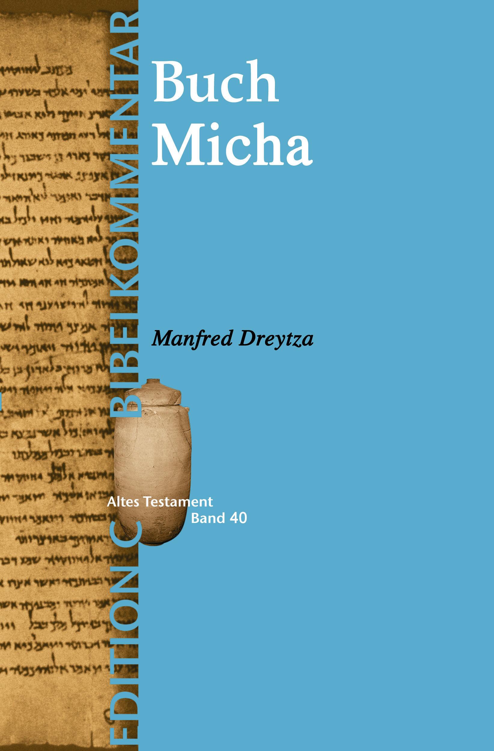 Das Buch Micha (Edition C)