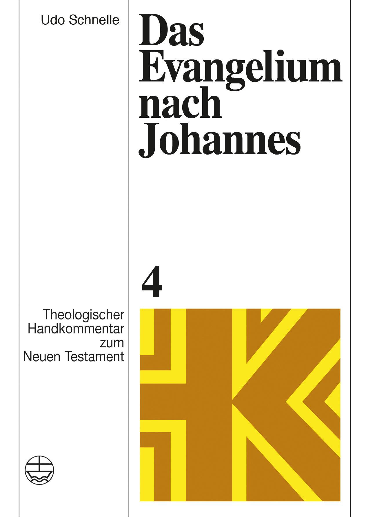 Das Evangelium nach Johannes (Theologischer Handkommentar zum Neuen Testament | ThHK)