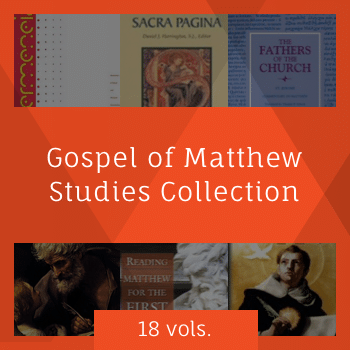 Gospel of Matthew Studies Collection (18 vols.)