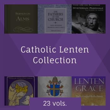 Catholic Lenten Collection  (23 vols.)