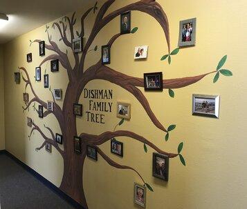 Dishman Family Tree