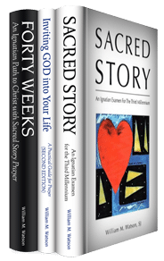 Sacred Story Institute Ignatian Spirituality Collection (3 vols.)