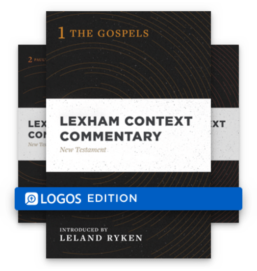 Lexham Context Commentary - Logos Edition