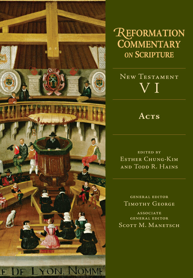 Acts (Reformation Commentary on Scripture, NT Vol. 6 | RCS)