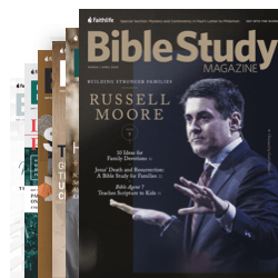 Bible Study Magazine Subscription