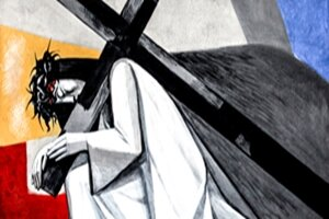 Holy Week Arrangements