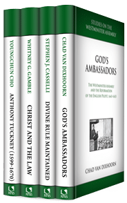 Studies on the Westminster Assembly (4 vols.)