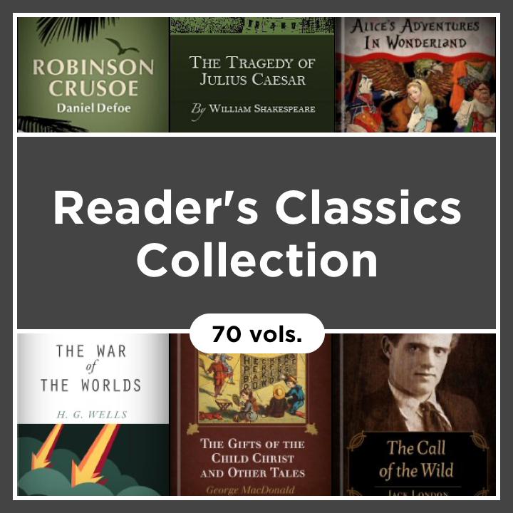 Reader's Classics Collection (70 vols.)