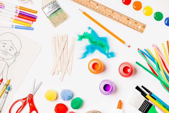 Kids' Arts and Crafts Supplies