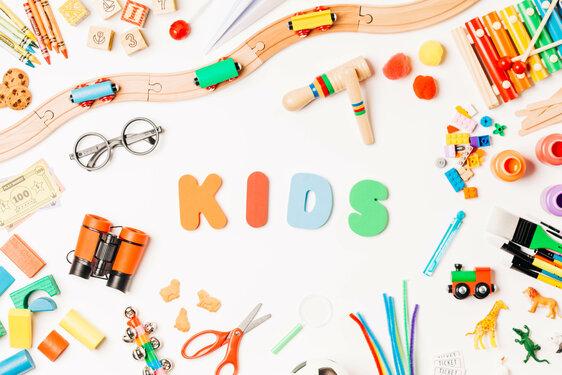 Kids' Ministry Flatlay