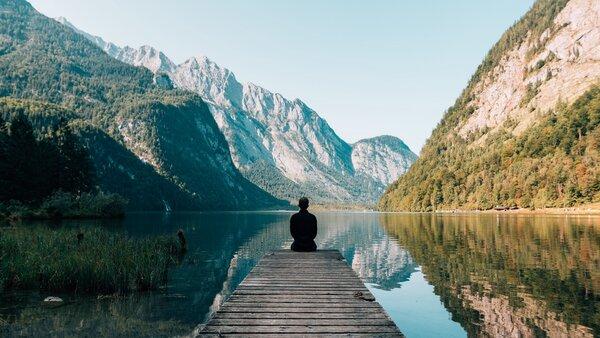 Solitude Purifies & Prepares!