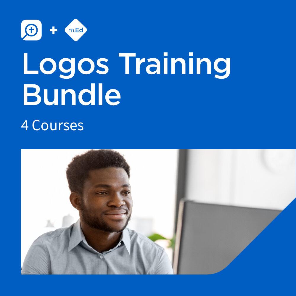 Mobile Ed: Logos Training Bundle (4 courses)