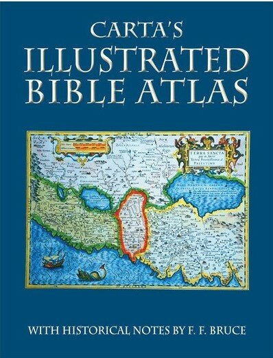 Carta's Illustrated Bible Atlas, with Historical Notes, 2nd ed.
