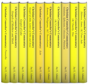 The Christian Counselor's Commentary (10 vols.)