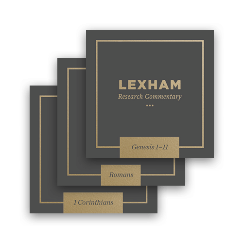 Lexham Research Commentaries (20 vols.)