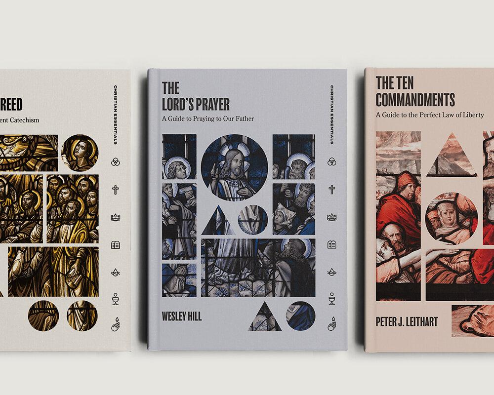 Christian Essentials Series (3 vols.)