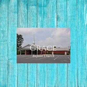 Grace Baptist Church Logo 3