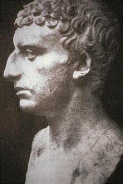 1st century Roman bust