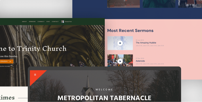 Faithlife Sites Screen Shot