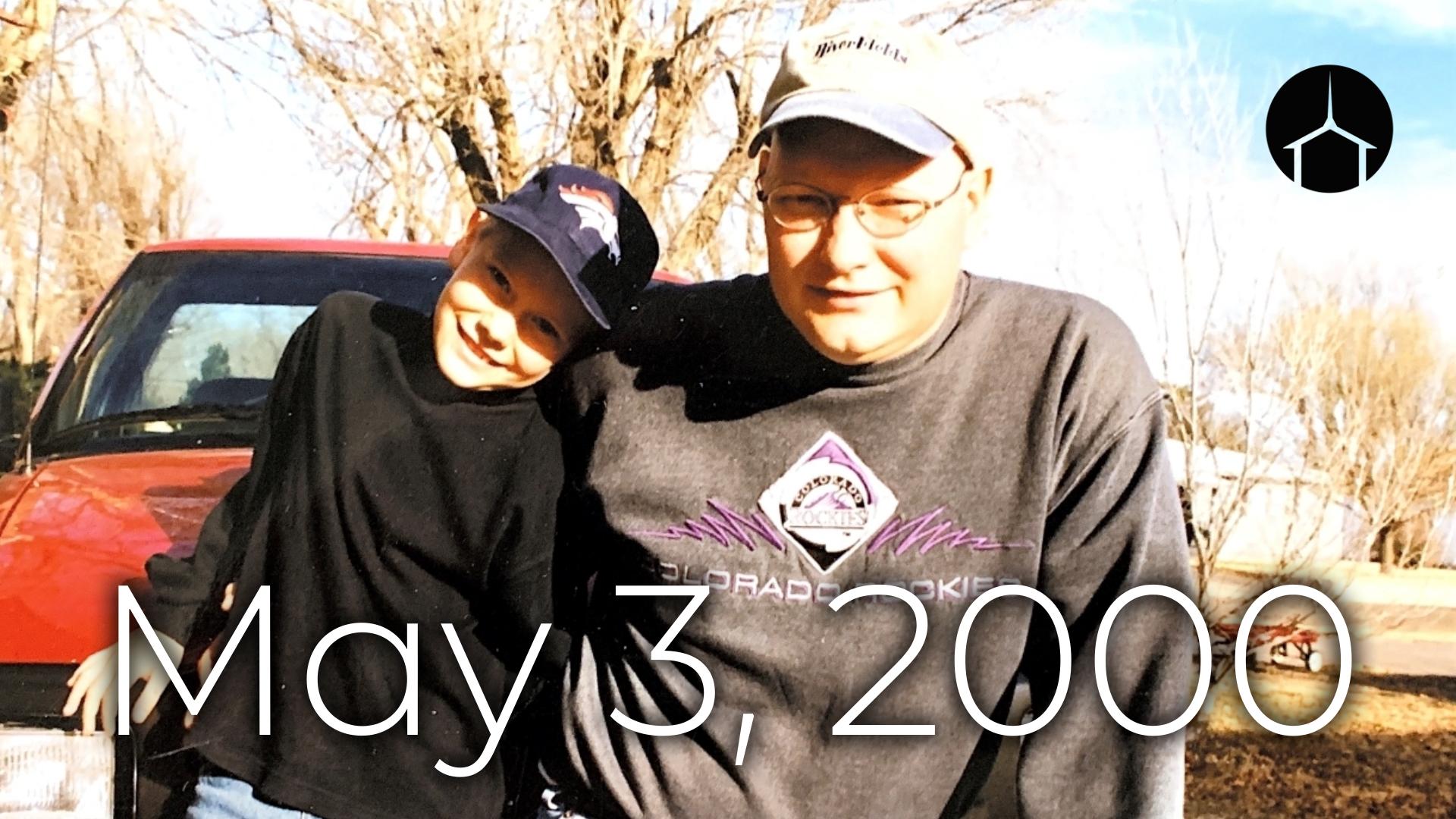 May 3, 2000
