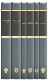Northwestern Publishing House Bible Commentaries (6 vols.)