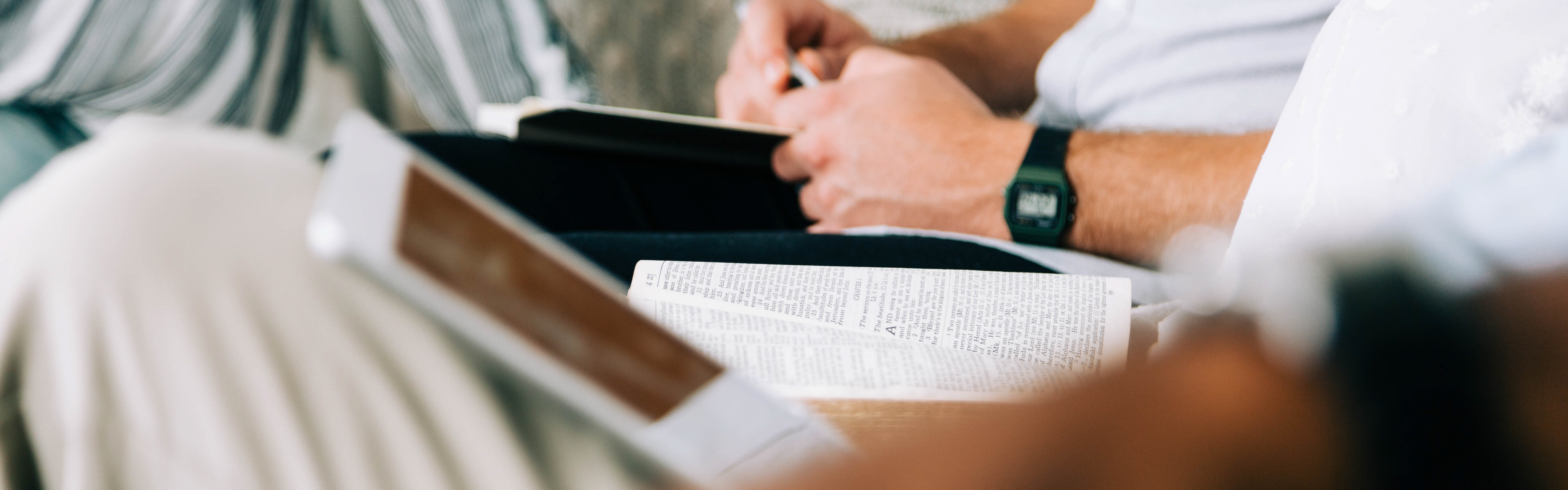 Read the New Testament: Week of March 22, 2021