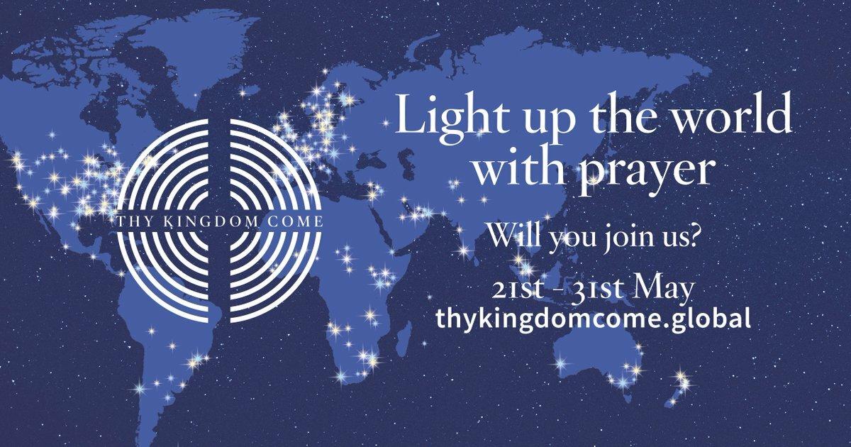 Thy Kingdom Come 2020 - Prayer Partnership