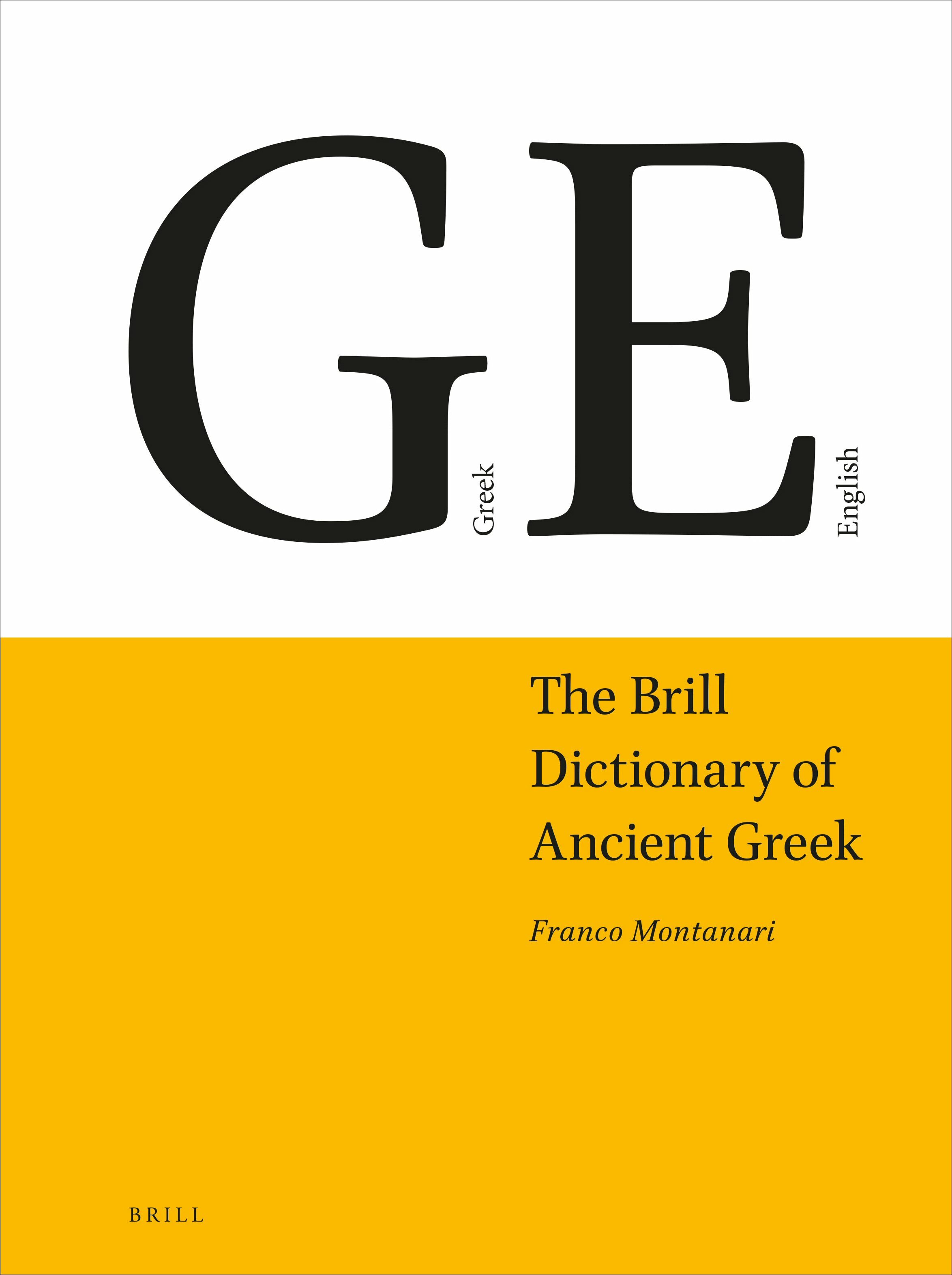 The Brill Dictionary of Ancient Greek (GE)