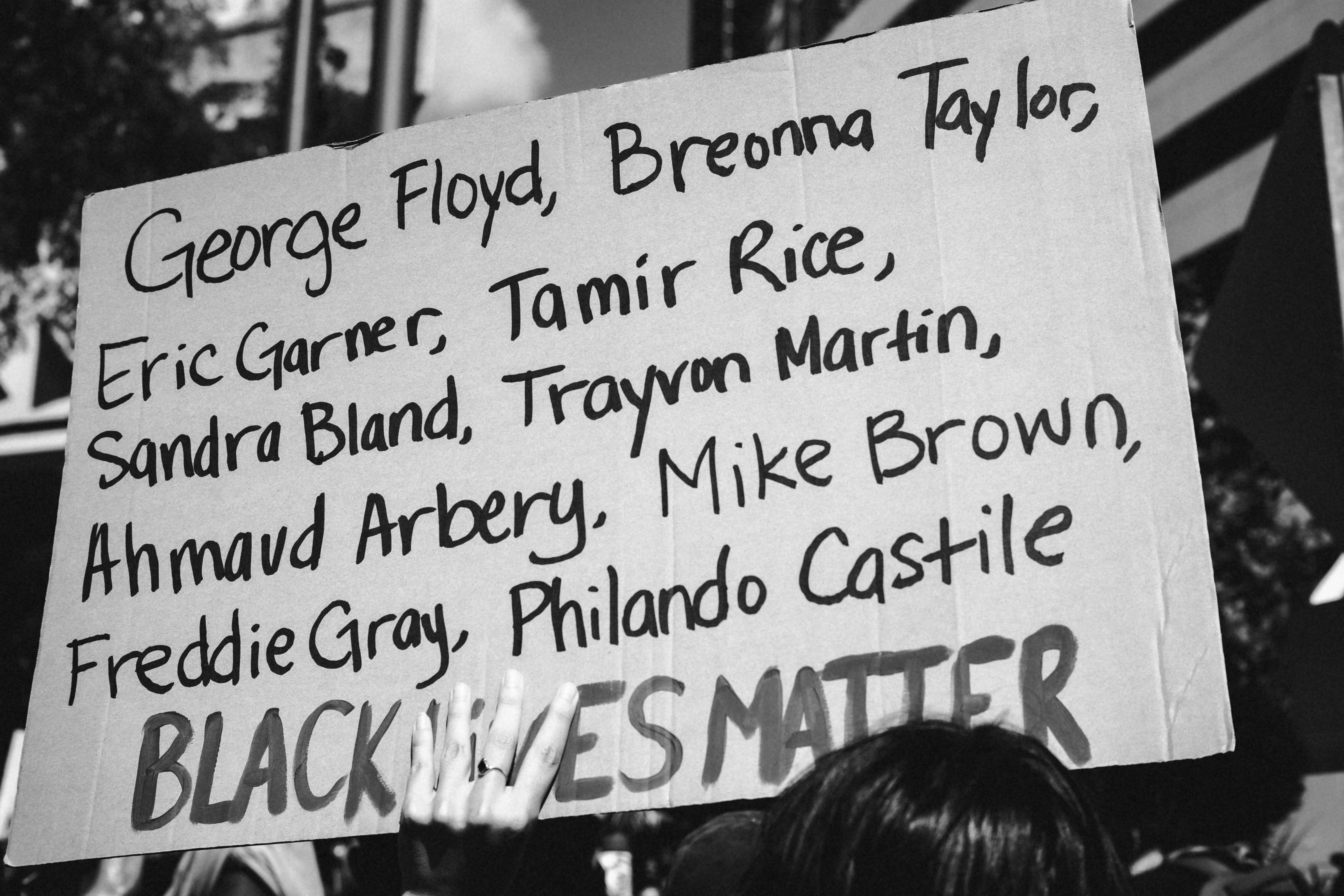 Black Lives Matter: 24 Biblical Considerations
