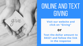Copy Of Online Giving