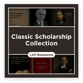 Classic Scholarship Collection