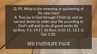 Catechism Q95