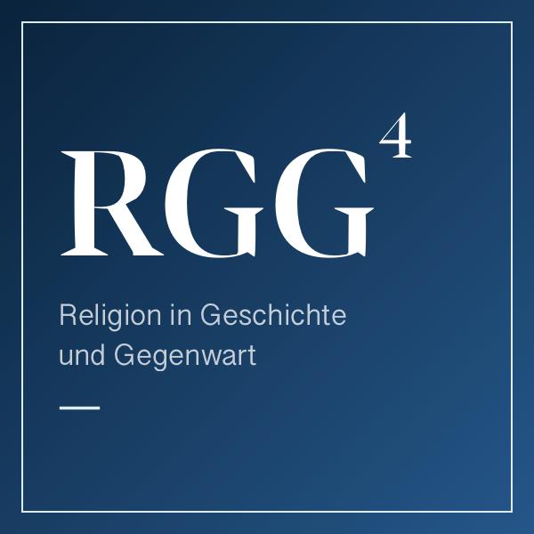 Religion in Geschichte und Gegenwart | RGG⁴ (9 Bde.)