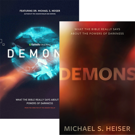 Demons Book and Movie Bundle