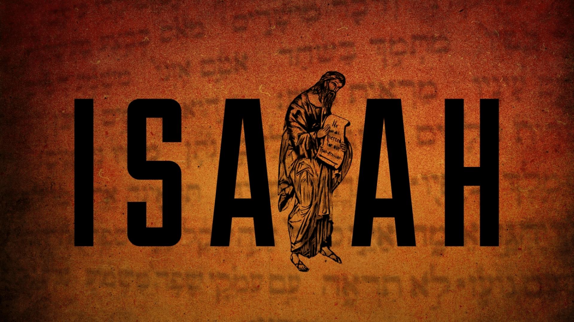 Isaiah 32: Isaiah's Vision