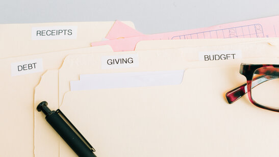 Budgeting Files