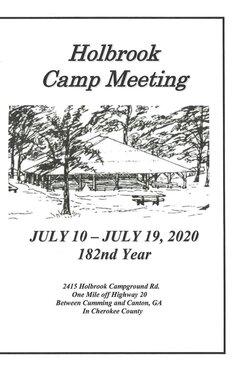 Camp Meeting 1