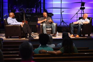 Bayside Safety Harbor FL Conversation Racial Justice