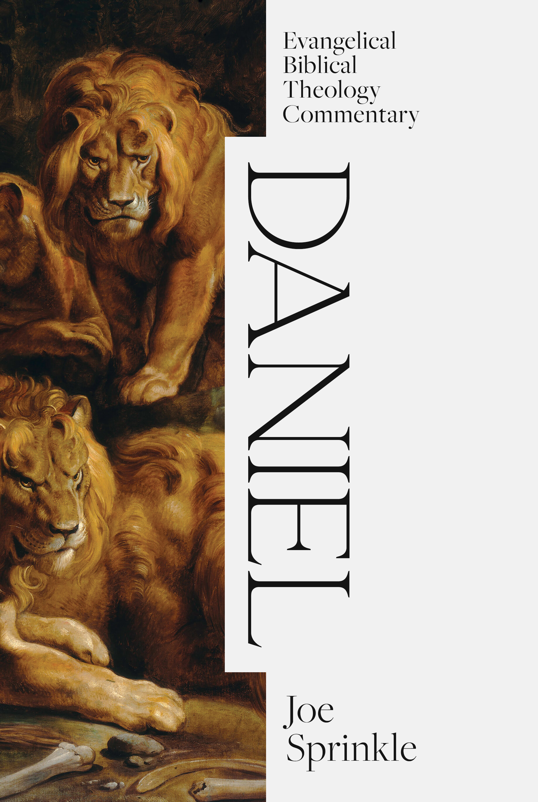 Daniel: Evangelical Biblical Theology Commentary (EBTC)