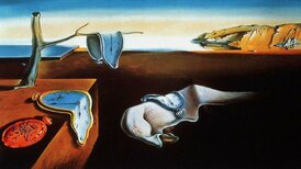 The Persistence Of Memory Salvador Dali 121638270