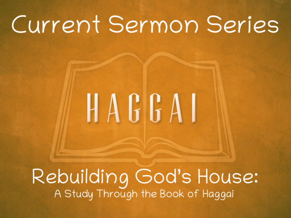 The Best is Yet to Come — Reflections on Haggai 2:1-9