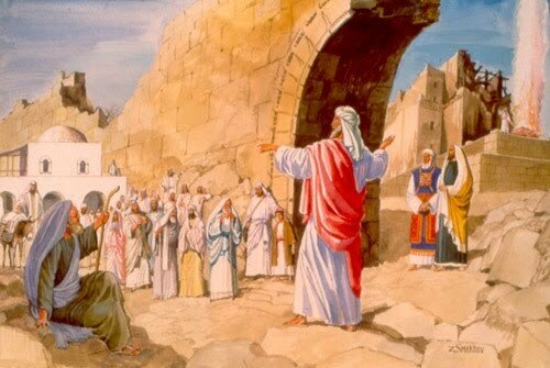Building the House of the Lord — Reflections on Haggai 1:1-15