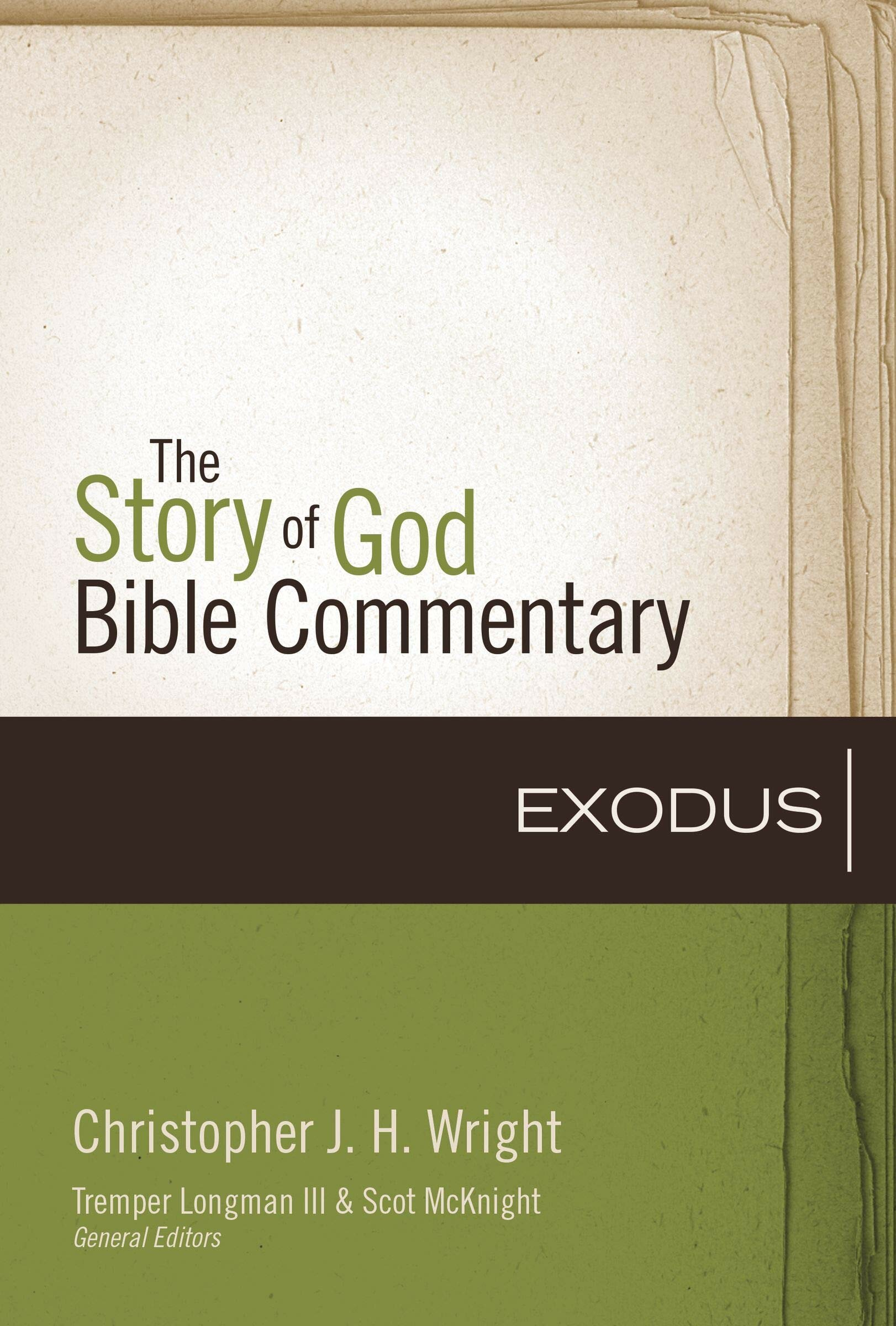 Exodus (The Story of God Bible Commentary)