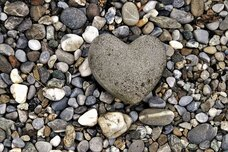 The Stones Heart Gray Love