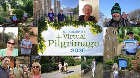 Parish Virtual Pilgrimage raises £2,687 for CAFOD's coronavirus appeal